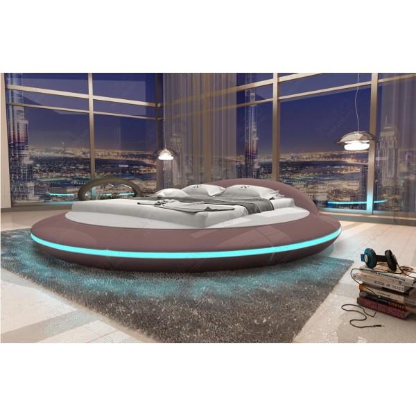 Divano di design AVENTADOR XXL con illuminazione a LED NATIVO mobili Italia