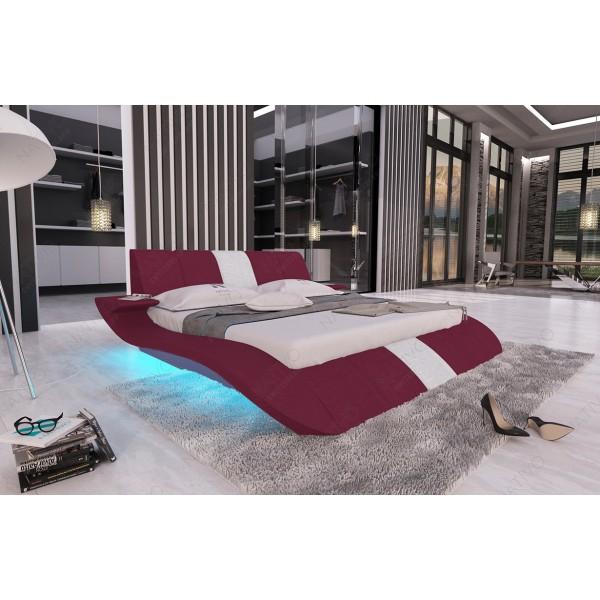 Divano di design AVENTADOR CORNER con illuminazione a LED NATIVO mobili Italia