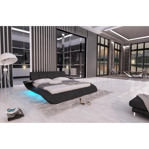 Divano di design AVENTADOR CORNER XL con illuminazione a LED NATIVO mobili Italia