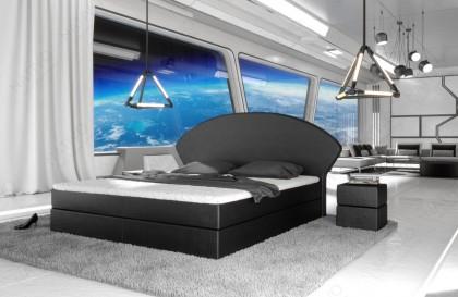 Divano in tessuto a 2 posti AVENTADOR con illuminazione a LED NATIVO mobili Italia
