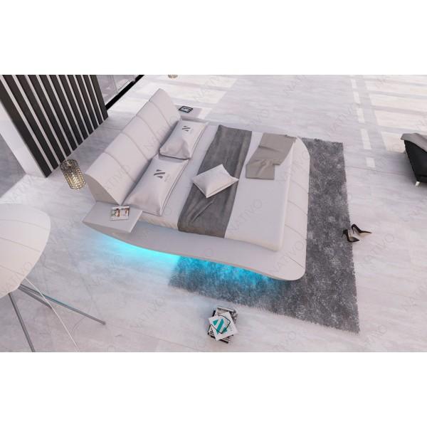 Divano di design SPACE XXL con illuminazione a LED NATIVO mobili Italia