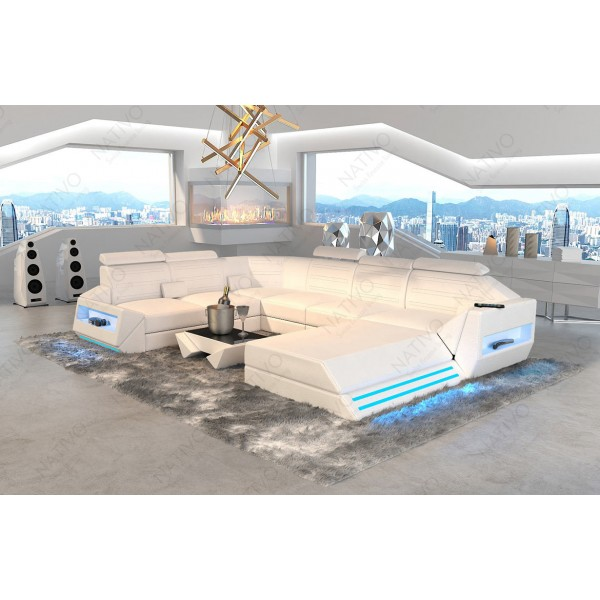 Divano di design MATIS MINI con illuminazione a LED NATIVO mobili Italia