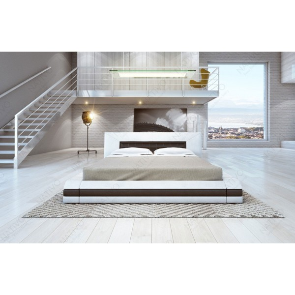Divano di design MATIS 3+2+1 con illuminazione a LED NATIVO mobili Italia