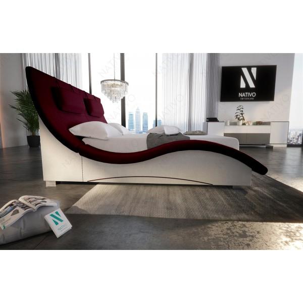 Divano di design IMPERIAL XL con illuminazione a LED NATIVO mobili Italia