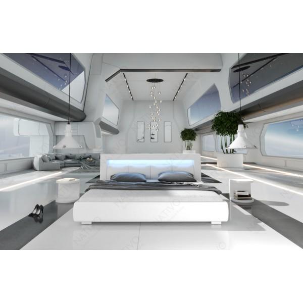 Divano di design IMPERIAL 3+2+1 con illuminazione a LED NATIVO mobili Italia