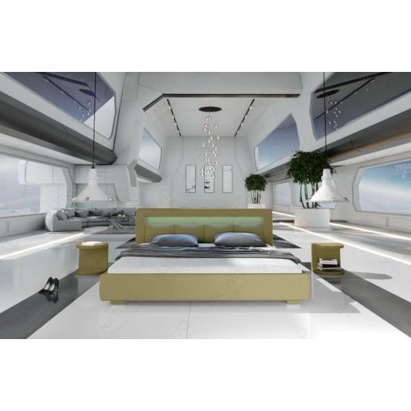 Divano di design ATLANTIS XXL con illuminazione a LED NATIVO mobili Italia