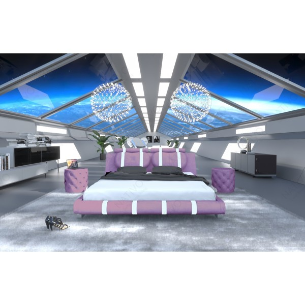 Divano di design ATLANTIS XL con illuminazione a LED NATIVO mobili Italia