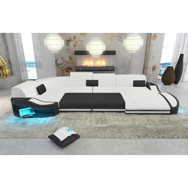 Divano di design CAREZZA MINI con illuminazione a LED NATIVO mobili Italia