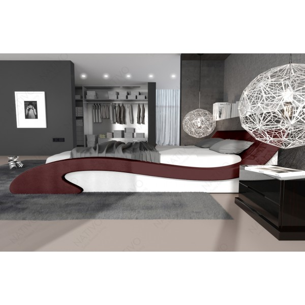 Divano di design MESIA XL con illuminazione a LED NATIVO mobili Italia