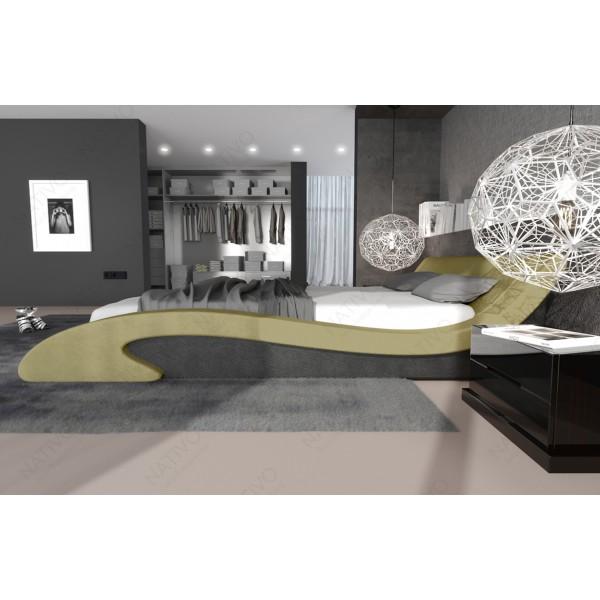 Divano di design MESIA MINI con illuminazione a LED NATIVO mobili Italia