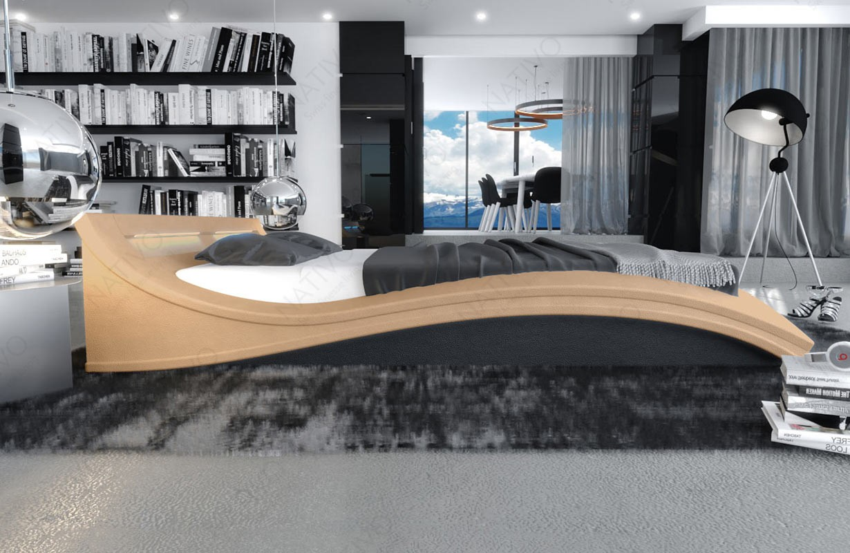 BIG Sofa VICE con illuminazione a LED NATIVO mobili Italia