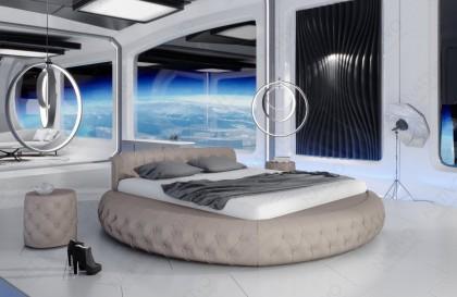 BIG Sofa SKYLINE con illuminazione a LED NATIVO mobili Italia