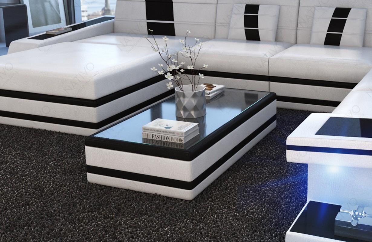 Tavolino di design CAREZZA