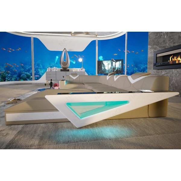 Letto di design RAY NATIVO mobili Italia