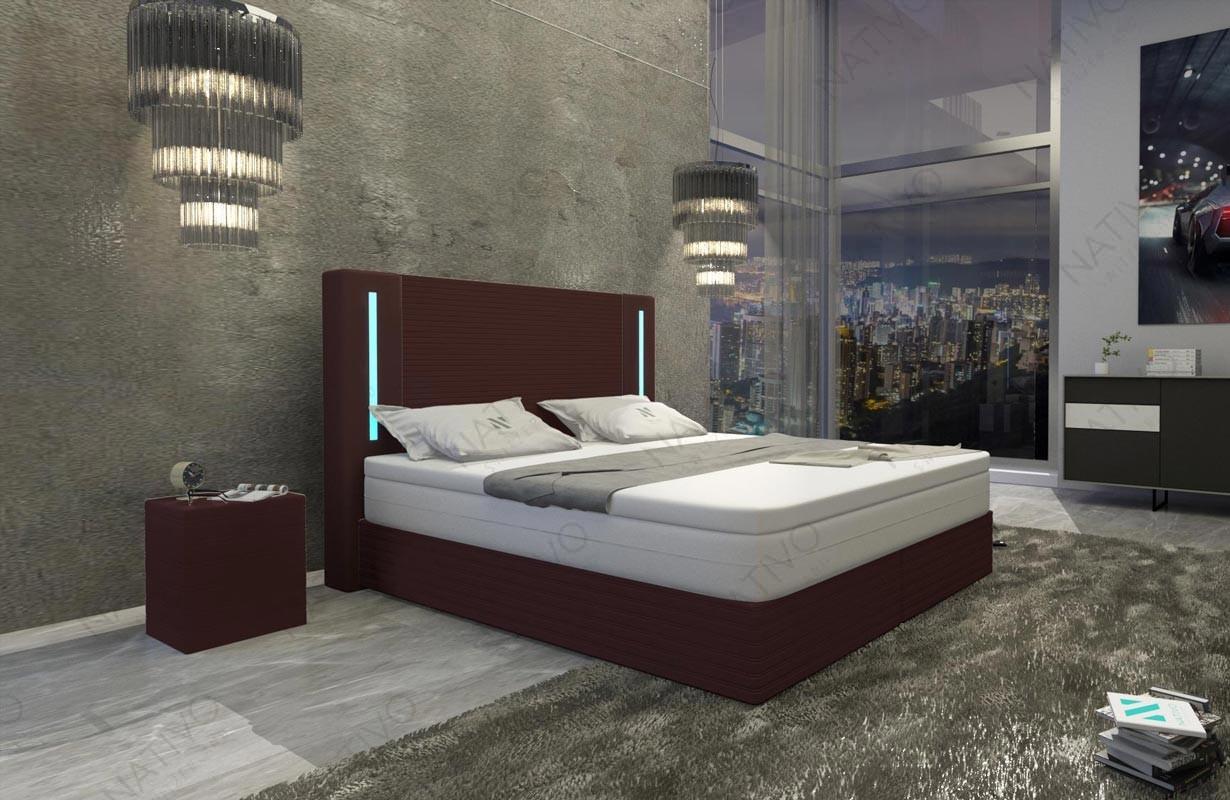 Materasso DAVINCI BIODYNAMIC con 7 zone di comfort NATIVO mobili Italia