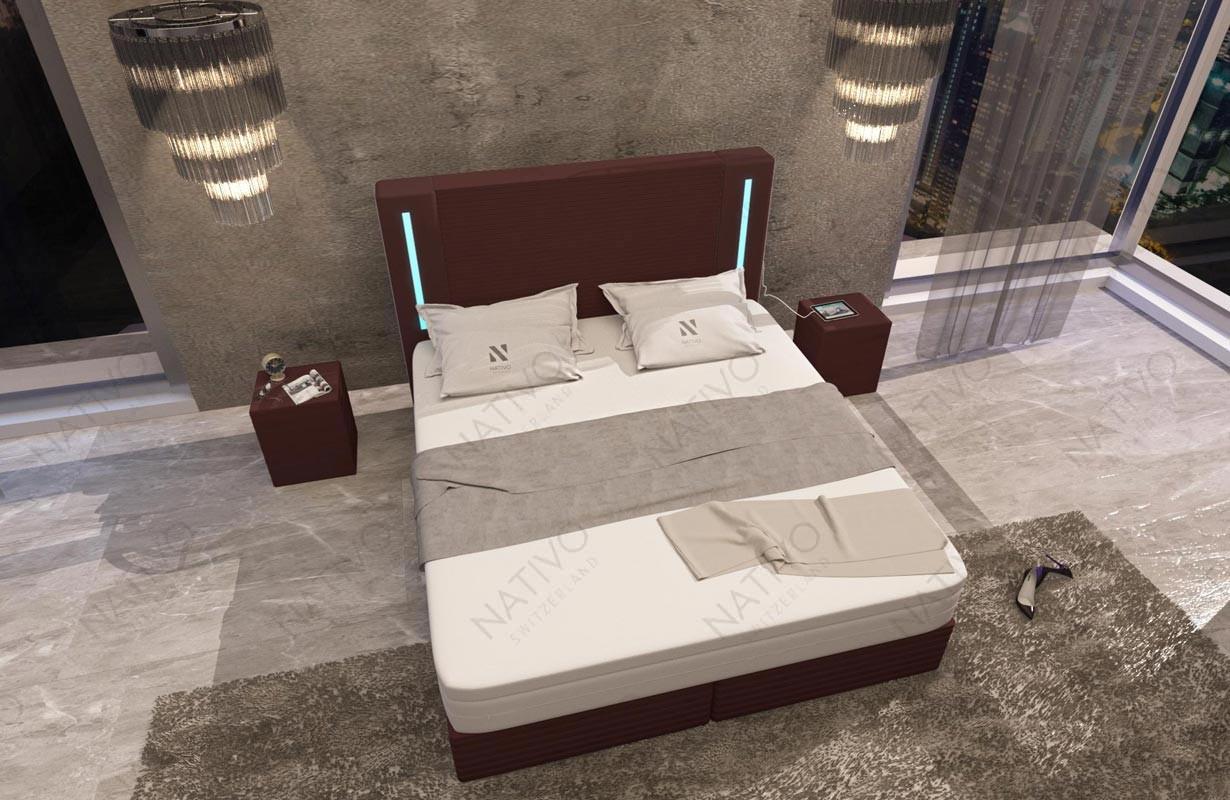 Materasso VALMONT con 7 zone di comfort NATIVO mobili Italia