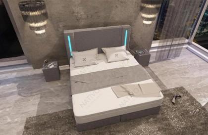 Materasso ALTEZA con 7 zone di comfort NATIVO mobili Italia