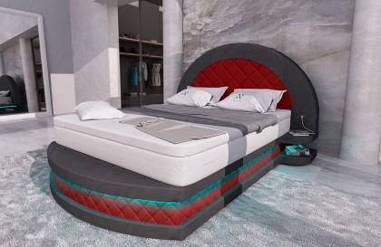 Set Lounge in rattan FELIX giardino (6 pezzi) V2 NATIVO mobili Italia