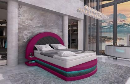 Set Lounge in rattan MEMFIS giardino (4 pezzi) V2 NATIVO mobili Italia