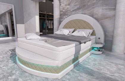 Set Lounge in rattan CHICO giardino (4 pezzi) V1 NATIVO mobili Italia