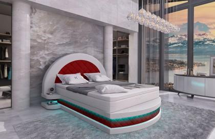 Set Lounge in rattan CHICO giardino (4 pezzi) V2 NATIVO mobili Italia