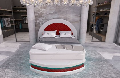 Set da bar Lounge in rattan CARSON giardino (5 pezzi) V2 NATIVO mobili Italia