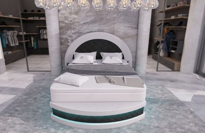 Set da pranzo Lounge in rattan VICITA giardino (7 pezzi) V1 NATIVO mobili Italia