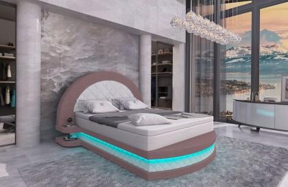 Set Lounge in rattan BARCELONA giardino V1 NATIVO mobili Italia