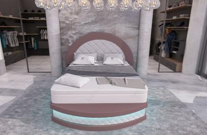 Set Lounge in rattan BARCELONA giardino V2 NATIVO mobili Italia