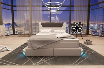 Divano di design CHESTERFIELD GREY CORNER NATIVO mobili Italia