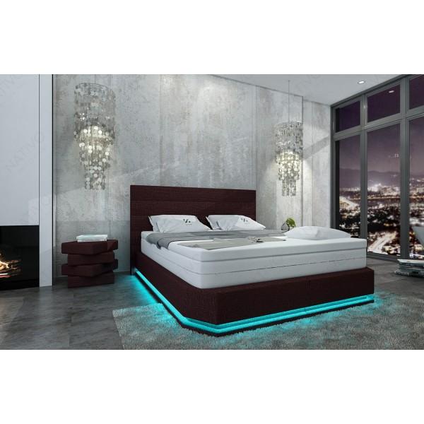 Poltrona di design HERMES con illuminazione a LED NATIVO mobili Italia
