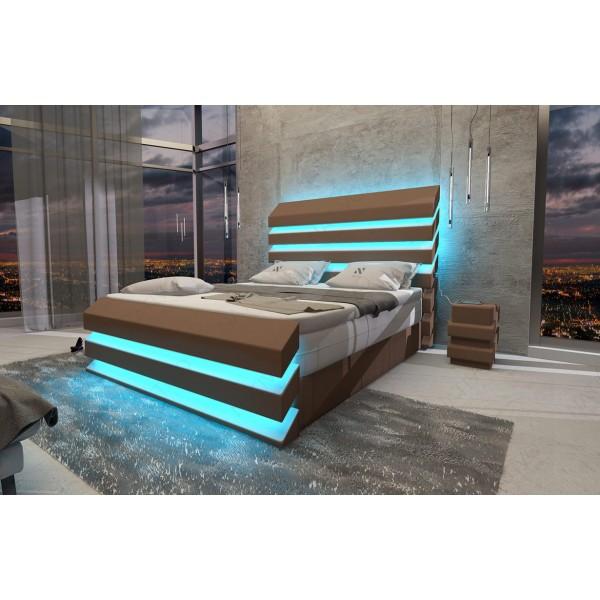 Poltrona di design AVENTADOR con illuminazione a LED NATIVO mobili Italia
