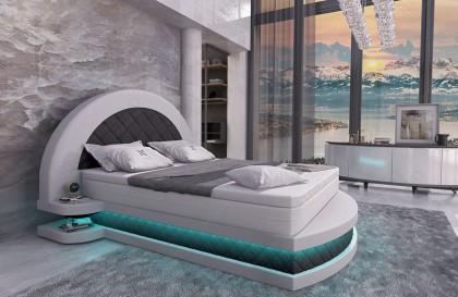 Poltrona di design MATIS con illuminazione a LED NATIVO mobili Italia