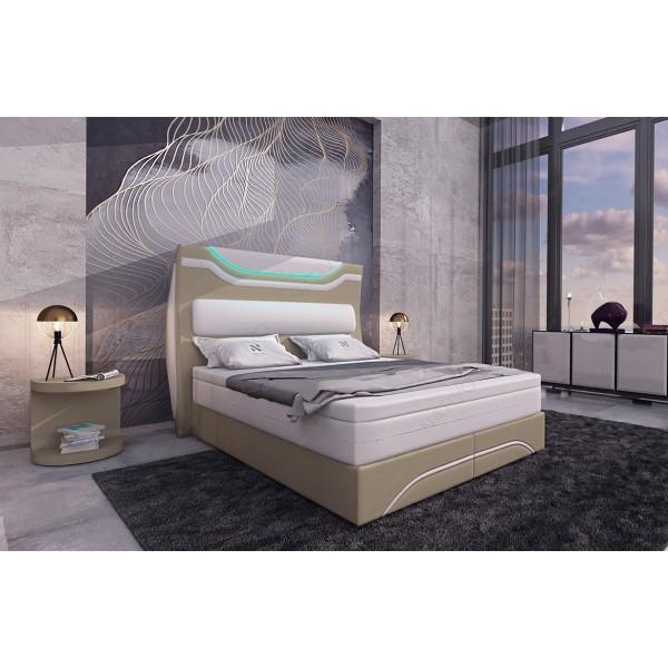 Poltrona di design CESARO con illuminazione a LED NATIVO mobili Italia
