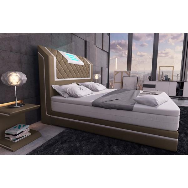 Poltrona di design CAREZZA con illuminazione a LED NATIVO mobili Italia