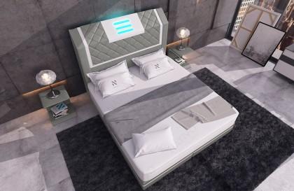 Poltrona di design MIRAGE con illuminazione a LED NATIVO mobili Italia